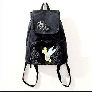 Backpack mini tinkerbell